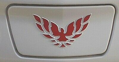 $9.99 • Buy 1998-2002 Firebird & Trans Am Front Plate Vinyl Bird Overlay In Choice Of Color