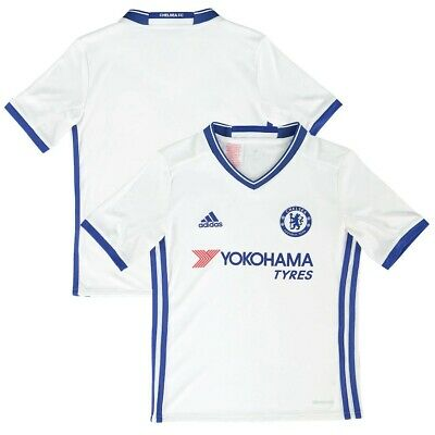 Chelsea Adidas Youth 2016/17 Replica Third Jersey - White • 28.62£