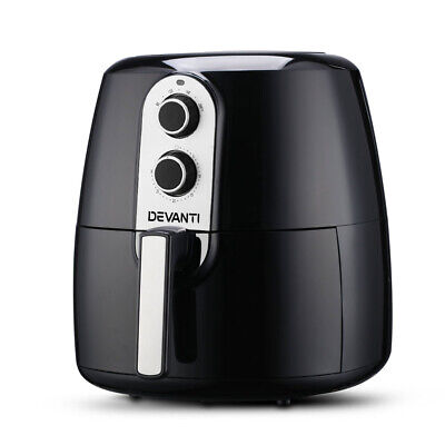 AU105.95 • Buy Devanti 7L Oil Free Air Fryer - Black