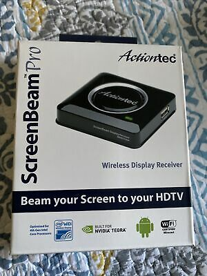 AU65.54 • Buy ScreenBeam Pro From Actiontec Wireless HD Display Receiver New