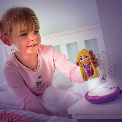 £19.95 • Buy Disney Princess Rapunzel 3 In 1 Night Light, Torch And Projector Go Glow New