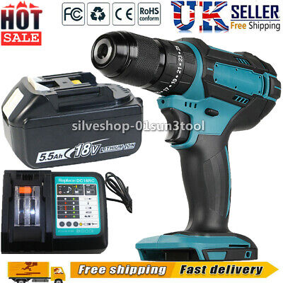 £23.90 • Buy Makita DTW190Z 18V LXT Li-ion Brushless Cordless 1/2  Impact Wrench 2 XBatteries