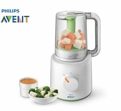 AU67 • Buy Philips Avent - 2-in-1 Healthy Baby Food Maker