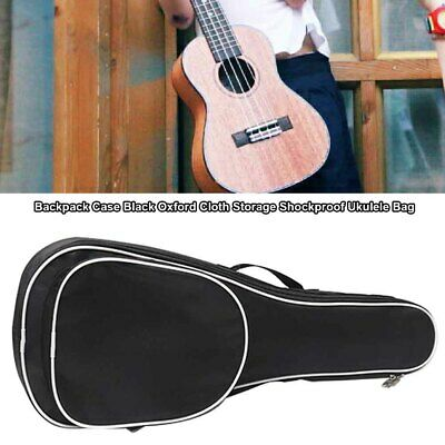 AU18.79 • Buy 21/23/26 Inch Soft Gig Hand Portable Padded Bag Case Cover For Ukulele AU STOCK