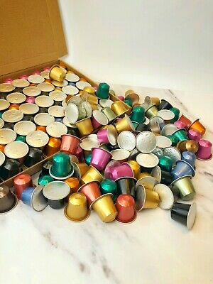 Nespresso* Capsules | Aluminium Coffee Pods With 50% Off The RRP & FREE Shipping • 13.99£
