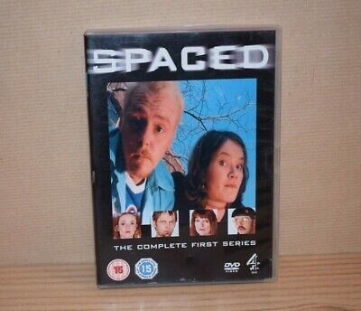 £2.59 • Buy Spaced: The Complete First Series DVD (2006) Simon Pegg