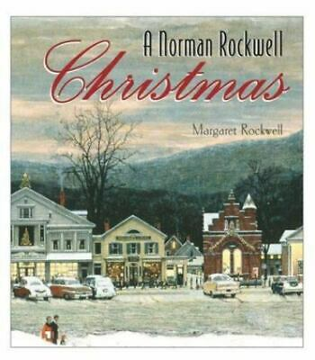 $ CDN5.15 • Buy A Norman Rockwell Christmas By Rockwell, Margaret
