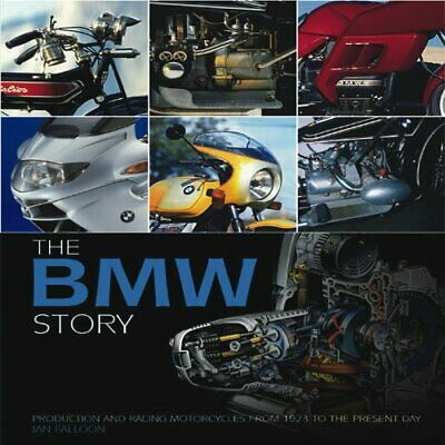 The BMW Story By Falloon, Ian Hardback Book The Cheap Fast Free Post • 13.99£