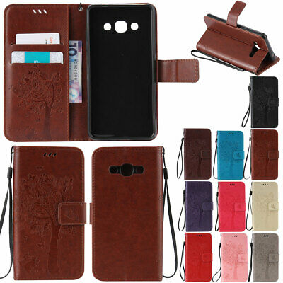 AU11.65 • Buy For Samsung Galaxy S8 S9 S10 Note 9 Leather Wallet Magnetic Phone Case 360 Cover