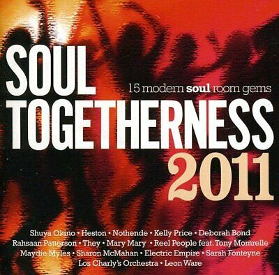 £7.61 • Buy Various Artists - Soul Togetherness 2011 - Various Artists CD 76VG The Cheap The