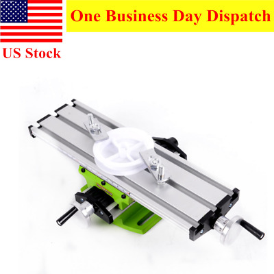 $38.36 • Buy Multifunction Table Compound Worktable Milling Machine Drill Slide Bench