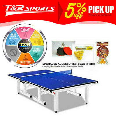 AU692.99 • Buy 2020 NEW! PRIMO 25MM Top Table Tennis Table With Upgraded Accessories Package