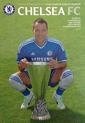 £6.49 • Buy Chelsea FC Yearbook 2013/14 By Sport Media Book The Cheap Fast Free Post