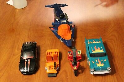 $80 • Buy Lot Of 5 MASK Kenner Vehicles For Parts/repair, Gator, Switchblade, Raven