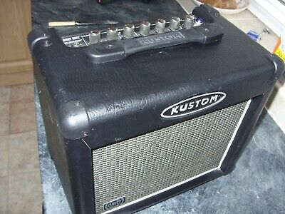£39 • Buy Kustom Dart 10FX 10W Electric Guitar Amp With Effects