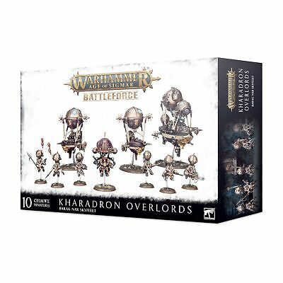 AU331.99 • Buy Warhammer Age Of Sigmar - Battleforce: Kharadron Overlords Barak-Nar Skyfleet