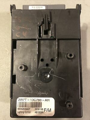 $75 • Buy Ford Crown Victoria Grand Marquis 03-04 Light Control Module LCM 3W7T-13C788-AH