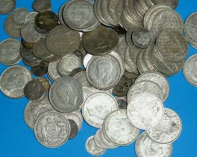 AU1499 • Buy 1 Kilo Of Australian Silver Coins All Sterling Silver