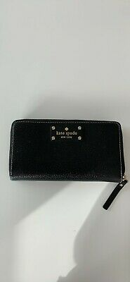 $ CDN60 • Buy Kate Spade Black Wallet