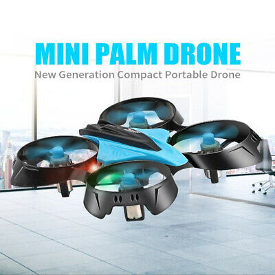 AU25.95 • Buy Mini Drone For Kids, Remote Control RC Quadcopter, 3D , Altitude Hold, One Key