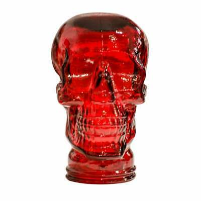 £23.45 • Buy Glass Skull Display Head - Various Colours Ideal For Headphones, Hats Etc