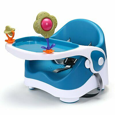 £24.99 • Buy Travel Feeding Booster Seat Toddler Highchair Portable Travel High Chair, Blue