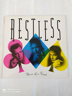£29.97 • Buy Restless: Three Of A Kind