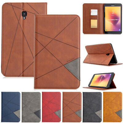 AU25.89 • Buy For Samsung SM-T380 T590 T720 Magnetic Leather Stand Wallet Card Flip Case Cover
