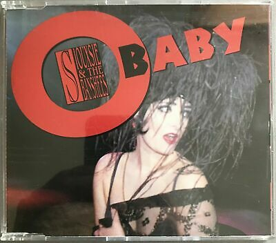 Siouxsie And The Banshees - O Baby - ORIGINAL UK ISSUE 3 TRACK CD Single • 2.49£