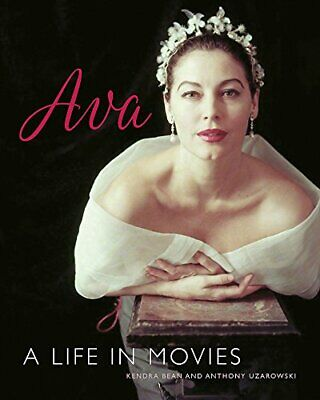Ava Gardner: A Life In Movies New Hardcover Book • 19.39£