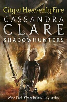 The Mortal Instruments 6: City Of Heavenly Fire (Cover Image  New Paperback Book • 10.65£