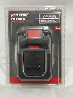 Parkside 2Ah 20V Li-Ion Battery PAP 20 A1 Replacement Cordless Tools New Sealed • 20.95£