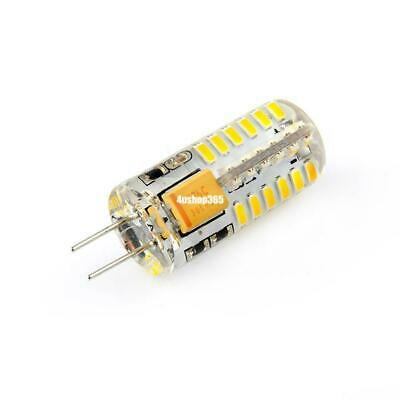 AU7.25 • Buy 4 G4 Led Bulb 5w 48 3014smd Light Lamp Halogen Replacement Warm White 12v Ac/dc
