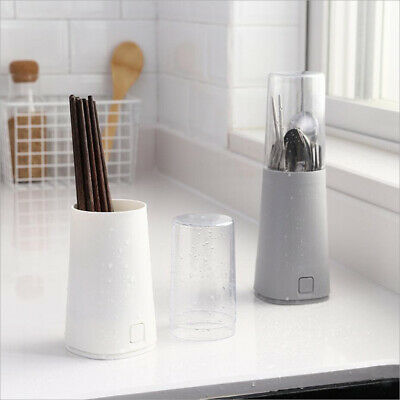 AU12.61 • Buy Kitchen Utensil Caddy, Flatware Organizer, Kitchen Chopsticks Holder,Cutlery