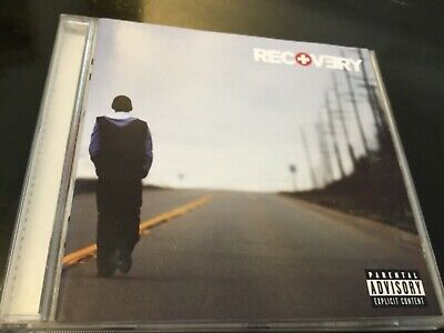 Eminem - Recovery - Cd Album - Love The Way You Lie ( With Rihanna ) + • 2.89£