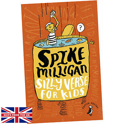 Silly Verse For Kids (Puffin Poetry) - Spike Milligan (2015, Paperback) NEW • 8.49£
