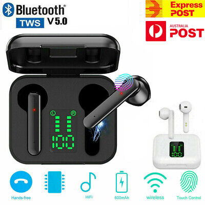 AU20.90 • Buy Wireless Bluetooth Earphones Touch Earbuds Headphone In-Ear For IPhone Samsung