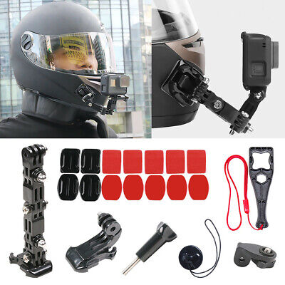 $ CDN11.03 • Buy Front Chin Mount Camera Holder Bracket For Gopro Hero 7 6 5 4 Accessories