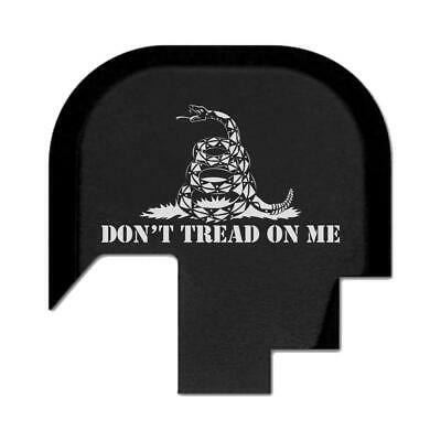 $15.19 • Buy Rear Slide Back Butt Plate For Smith Wesson M&P 9/.40 Shield - Don't Tread On Me