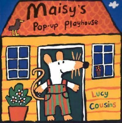 $4.09 • Buy Maisy's Pop-Up Playhouse By Lucy Cousins