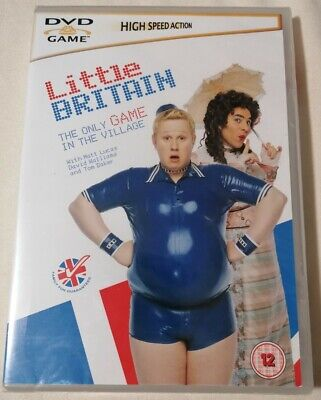 £2.50 • Buy DVD GAME - *New & Sealed* Little Britain Only Game In The Village Interactive