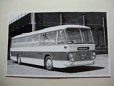 ENG563 - POTTERIES MOTOR TRACTION Co - BUS - COACH PHOTO • 4.99£