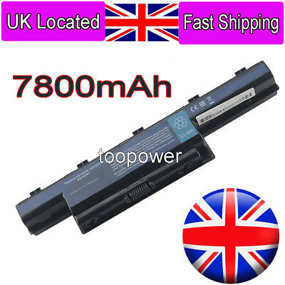Battery For EMachines D732 D732Z E440 E442 E530 E640 E640G E642 Series AS10D73 • 27.66£