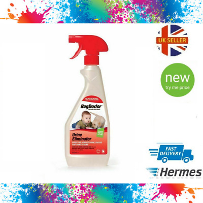 Rug Doctor Urine Eliminator Remove Stain Odour Faeces Vomit Perspiration- 500ml  • 19.90£