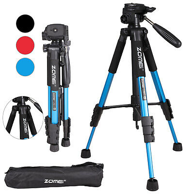 £19.99 • Buy Professional ZOMEI Portable Travel Camera Tripod For Camcorder DSLR Phone