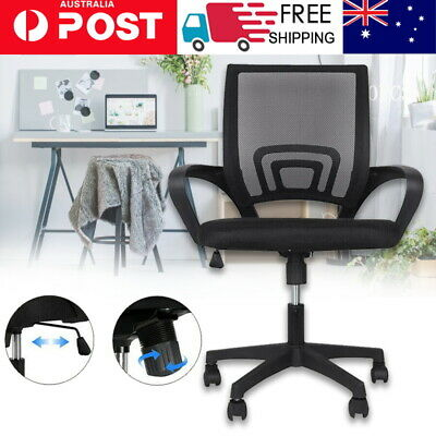 AU38 • Buy Gaming Chair Ergonomic Office Chair Computer Mesh Chairs Executive Black 2 Model
