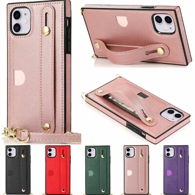AU17.12 • Buy Leather Wallet Case Magnetic Flip Cards Cover For IPhone 12 Mini Pro MAX XS XR