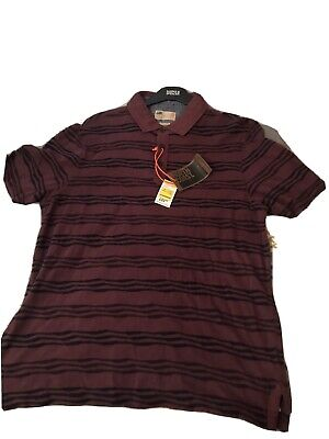 M&S New Mens Polo Shirt Size Large Short Sleeve  Tailored Fit • 8£