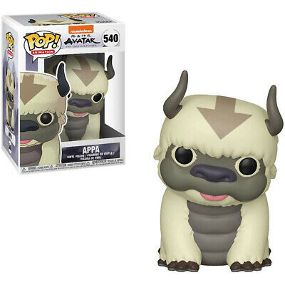 9CM Funko Pop! Avatar: The Last Airbender Appa PVC Figures Toys Collectible Gift • 10.95£