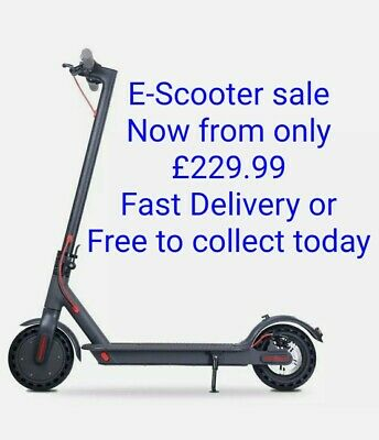 View Details Electric Scooter BRAND NEW 25KMH XIAOMI M365 PRO SPEC - ELECTRIC E-SCOOTER UK • 229.99£